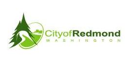 City of Redmond, Washington logo.