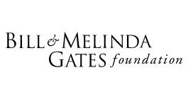 Bill & Melinda Gates Foundation logo.