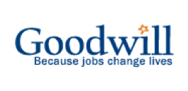 Goddwill logo.