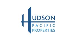 Hudson Pacific Properties logo.