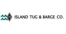 Island Tug & Barge logo.