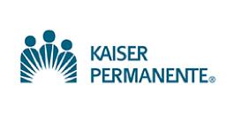 Kaiser Permanente logo.