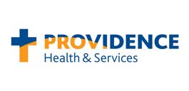 Providence Health & Services logo.