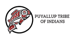 Puyallup Tribe of Indians logo.