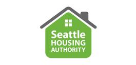 Seattle Housing Authority logo.