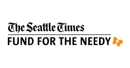 The Seattle Times Fund for the Needy logo.