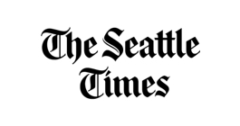 The Seattle Times logo.