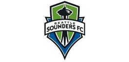 Seattle Sounders FC logo.