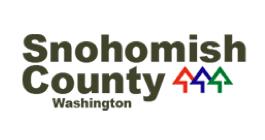 Snohomish County logo.