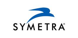 Symetra logo.