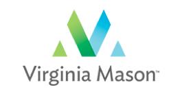 Virginia Mason logo.