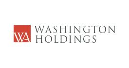 Washington Holdings logo.